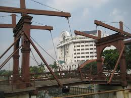 Kota Intan Drawbridge