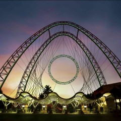 Ancol Theme Park Tour