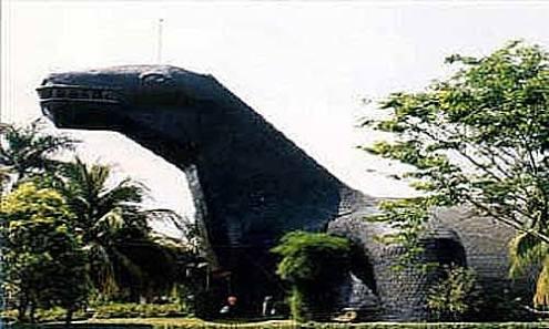 komodo museum
