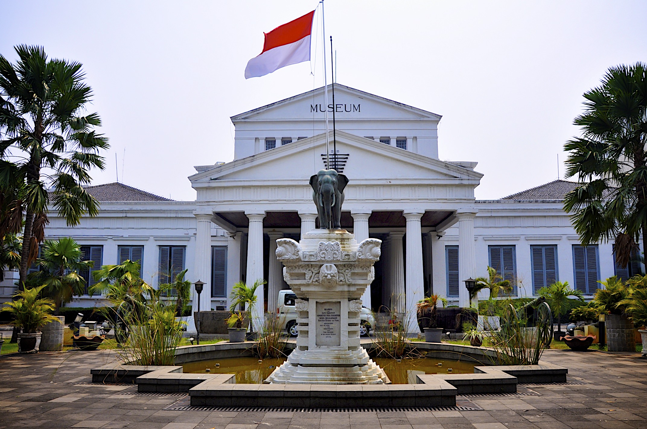 national museum of indonesia tours